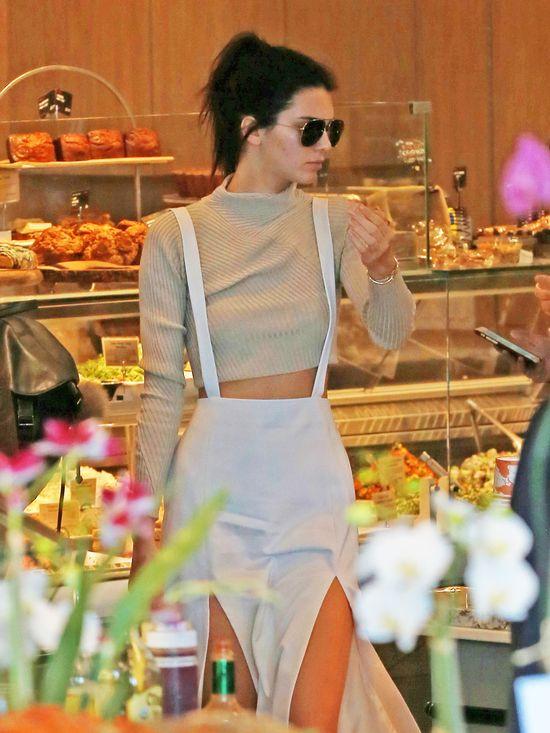 Kendall Jenner walczy z trądzikiem! (FOTO)