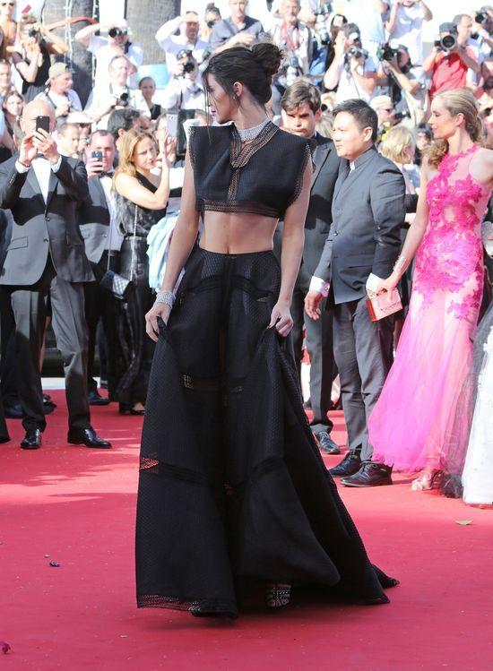Kendall Jenned zadała szyku na czerwonym dywanie w Cannes