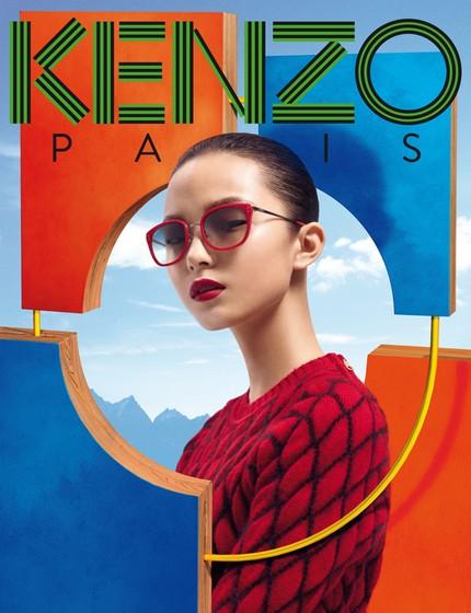 Kenzo jesień/zima 2012