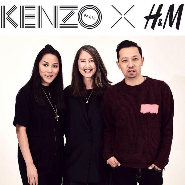 Po wielkim sukcesie Balmain x H&M przyszedł czas na... Kenzo!