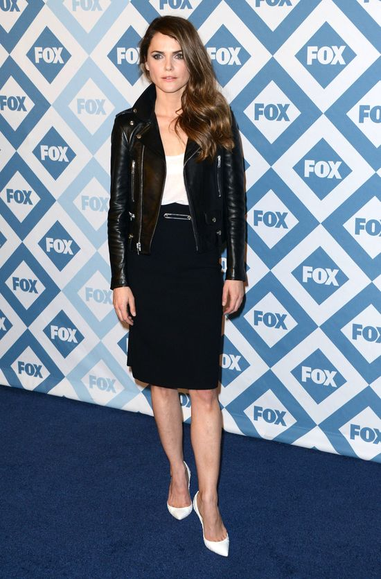Kreacje gwiazd na Fox All-Star Winter TCA Party 2014 (FOTO)