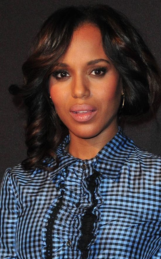 Kerry Washington w sukni Prady (FOTO)