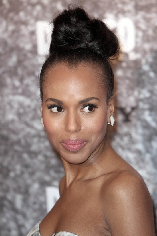Dwie kreacje Kerry Washington (FOTO)