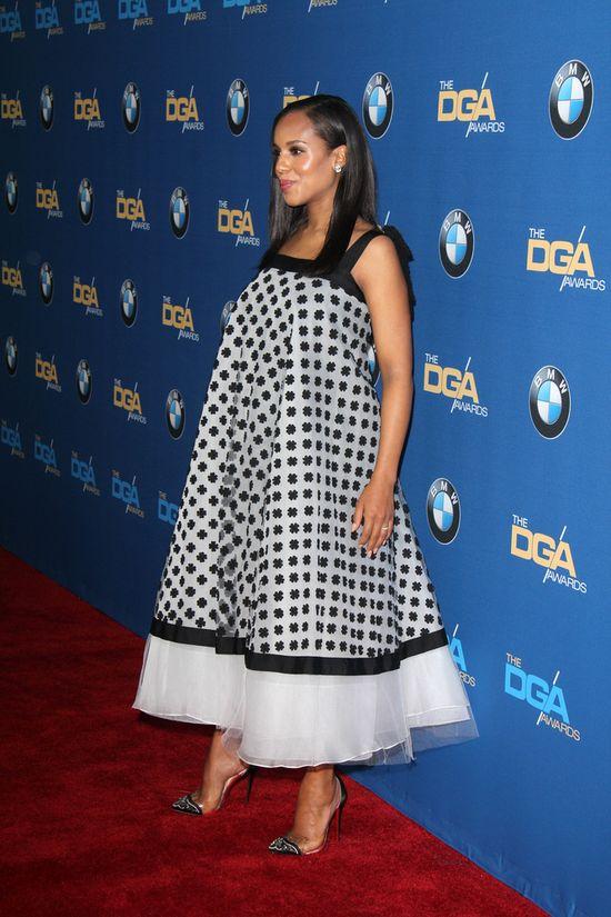 Kreacje gwiazd na gali Directors Guild of America Awards - Kerry Washington