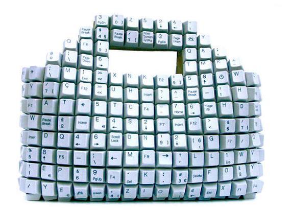 Torebka-klawiatura