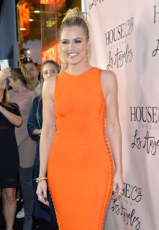 Khloe Kardashian przyznała się, że jej nadwaga związana była z chorobą!