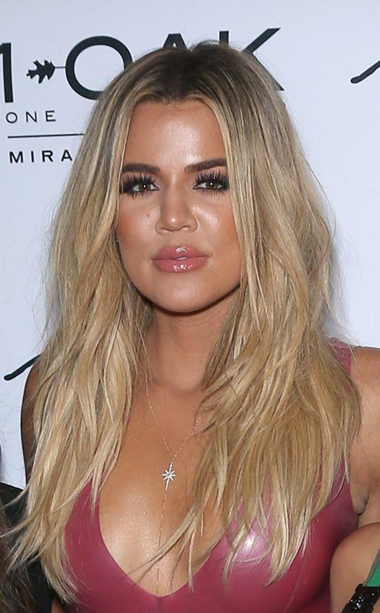 Znamy sekret wspaniałych rzęs Khloe Kardashian! To BARDZO TANI tusz...