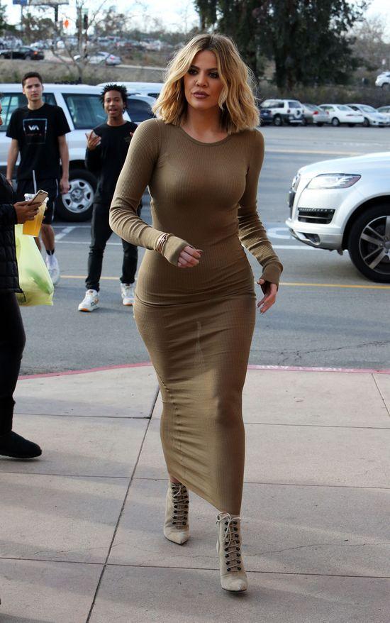 Oto efekt morderczych treningów Khloe Kardashian (FOTO)