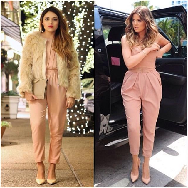Ashley Rubi - blogerka robi karierę kopiując styl gwiazd