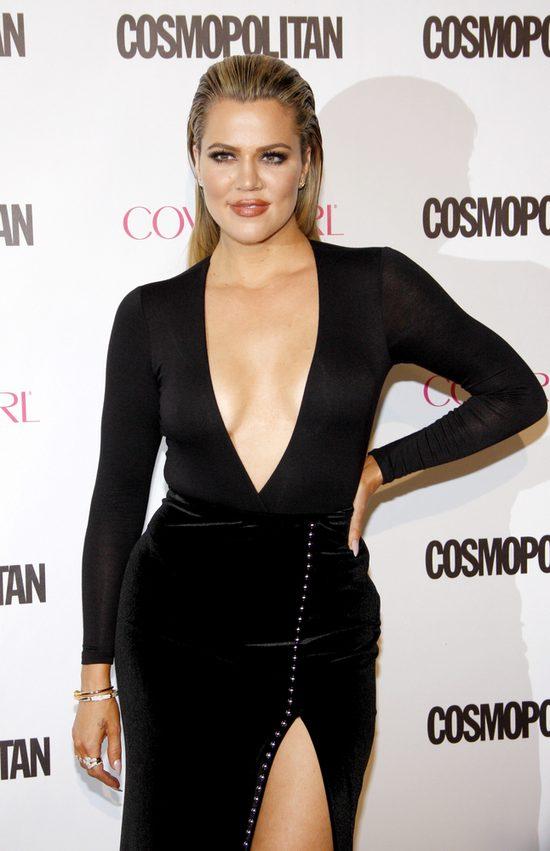 Khloe Kardashian zarzeka się, że nie stosowała wypełniaczy