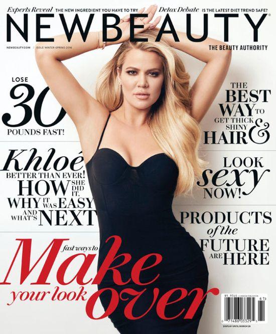Khloe Kardashian schudła 5 kilo dzięki...
