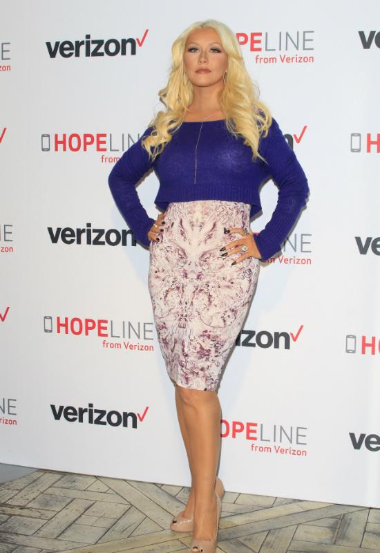 Christina Aguilera zmieniła się nie do poznania! Nie poznają jej nawet fani!