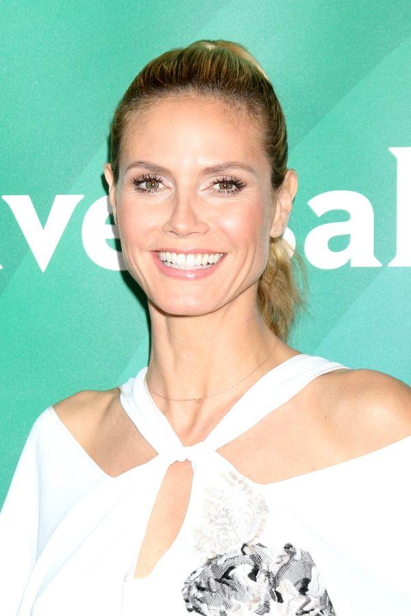 Heidi Klum i podarta spódnica w Cannes - zobaczcie, jak wybrnęła!