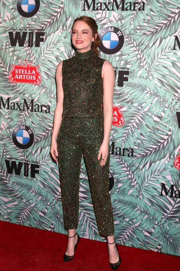 Jeżeli Emma Stone TAK wygląda na imprezie przed Oscarami... (FOTO)