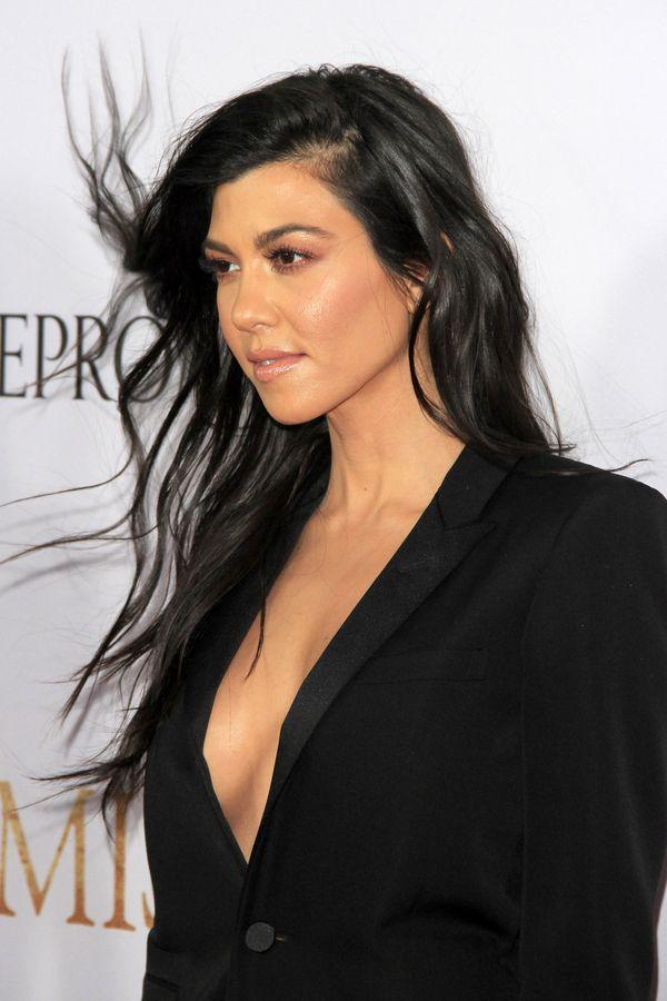 Chodzący ideał? Kourtney Kardashian pokazała na Instagramie nagie zdjęcie i...