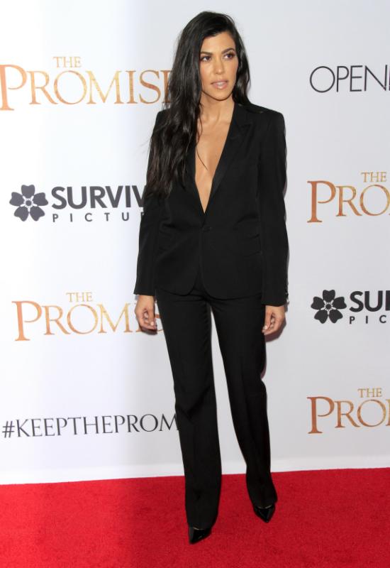 Victoria Beckham odpowiada na zaczepki Kourtney Kardashian w boskim stylu!
