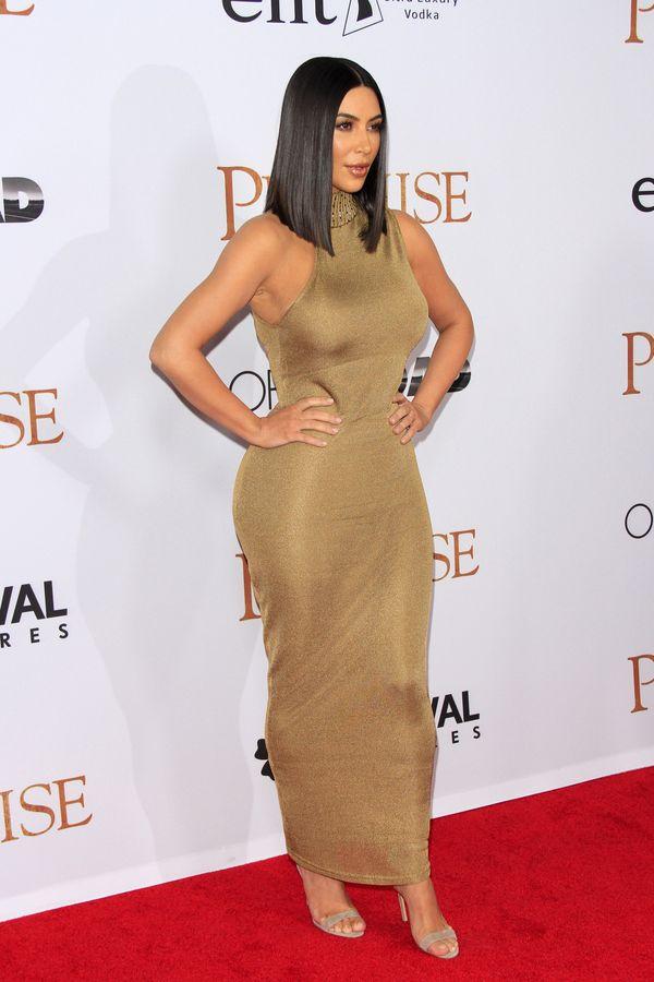 Kim Kardashian dostała pod choinkę