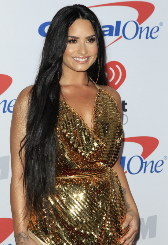 Demi Lovato bez makijażu jest nie do poznania! Renée Rouleau ujawniła, jak...