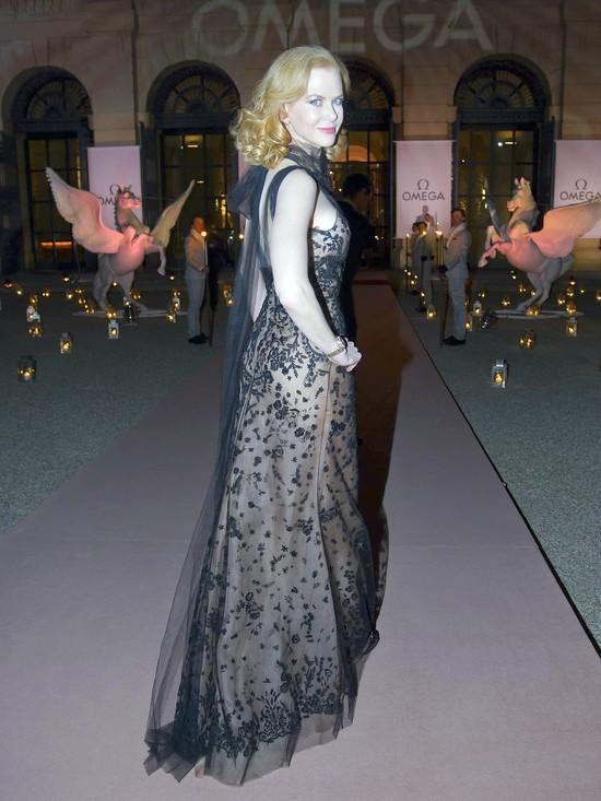 Nicole Kidman w sukni