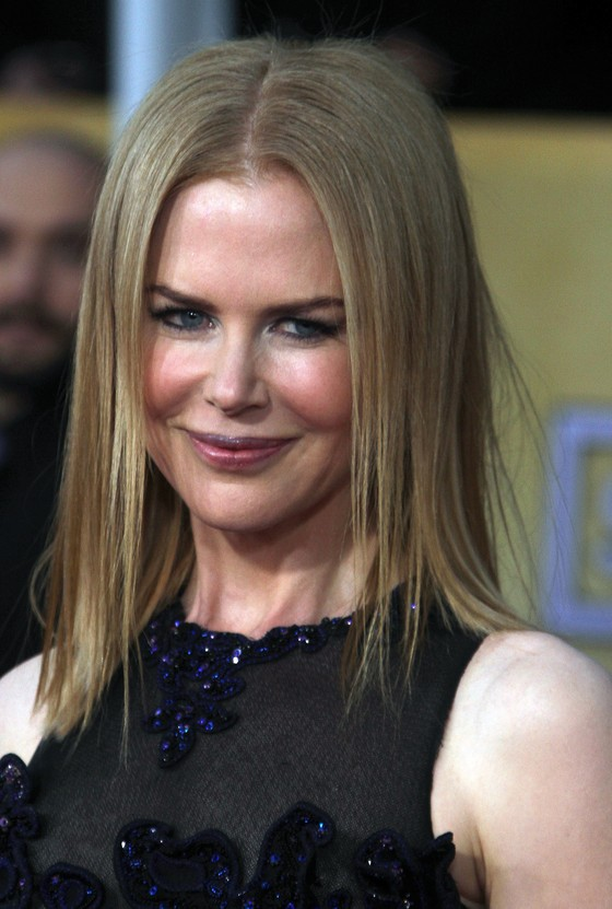 Nicole Kidman w sukni Vivienne Westwood na gali SAG Awards