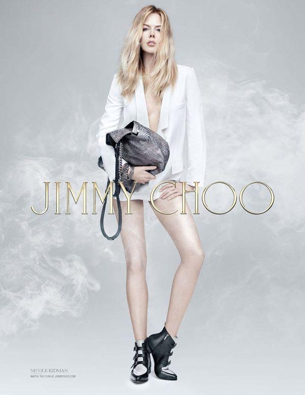 Nicole Kidman ponownie w kampanii Jimmy Choo! (VIDEO)