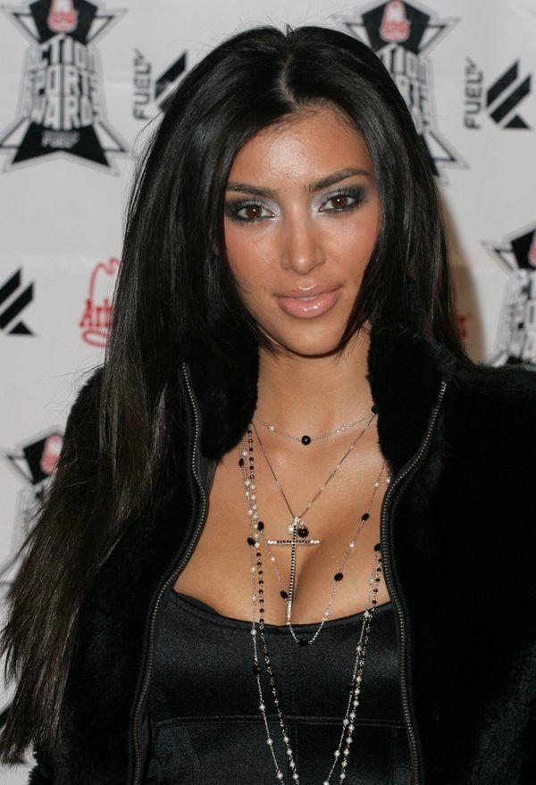 Oto jak odchudzała się nastoletnia Kim Kardashian (FOTO)