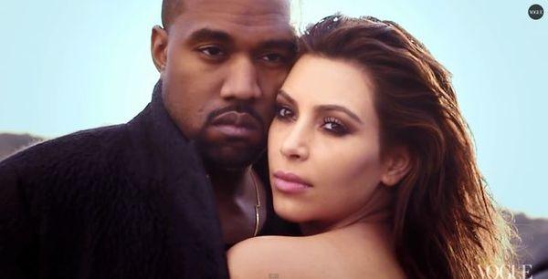 Kim Kardashian o swojej okładce Vogue'a