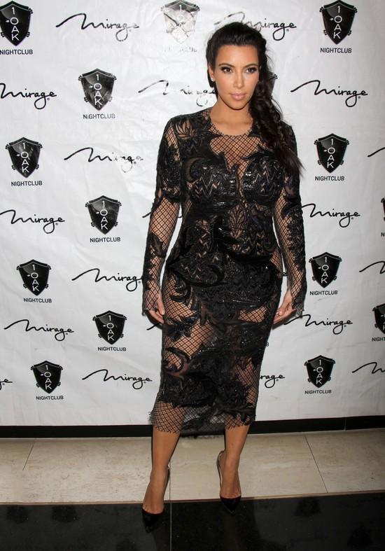 Kim Kardashian dodała sobie kilogramów (FOTO)