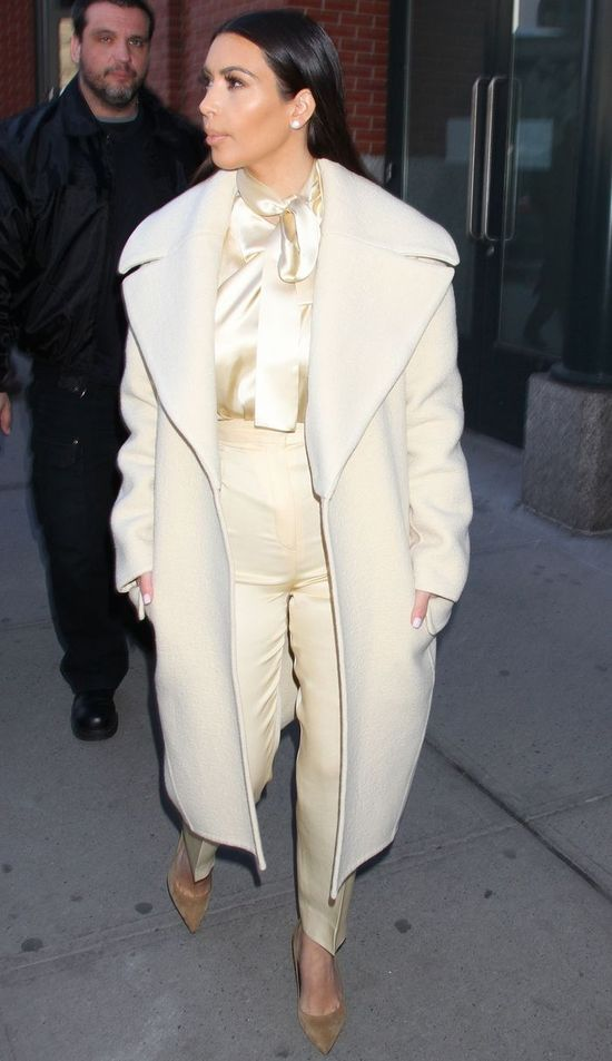 Kim Kardashian zaliczyła modową wpadkę! (FOTO)