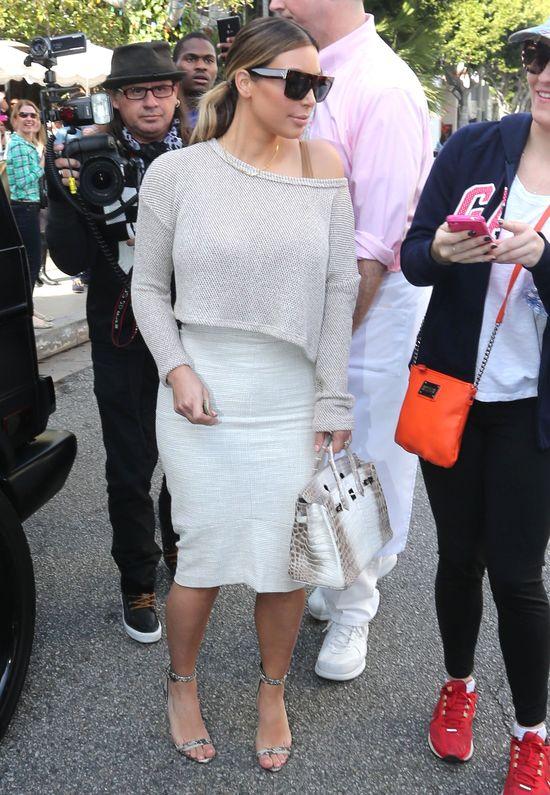 Kim Kardashian Najlepiej Ubraną Tygodnia? Nie tym razem...