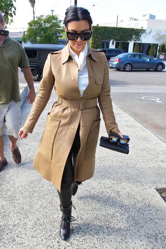 Elegancka Kim Kardashian (FOTO)