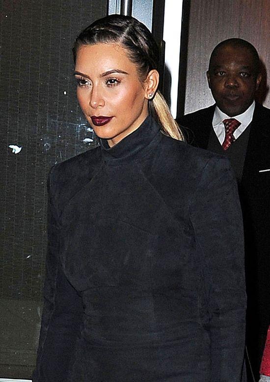 Kim Kardashian postawiła na golf (FOTO)