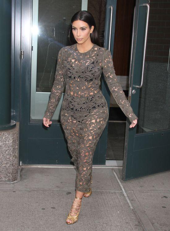 Grycanka znowu kopiuje Kim Kardashian! (FOTO)
