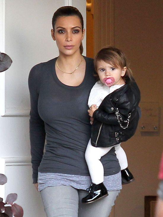 Kim Kardashian zrezygnowała z elegancji (FOTO)