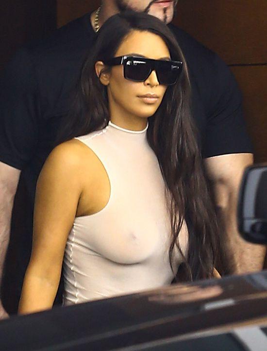 Czyżby Kim Kardashian szykowała się do tego, że już nigdy nie wyjdzie z domu?