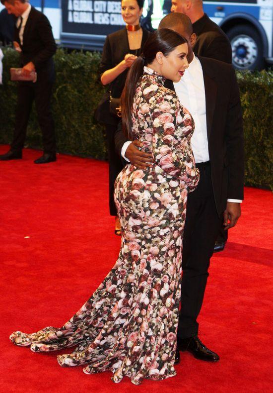Kim Kardashian na Halloween przebrała się za... samą siebie!