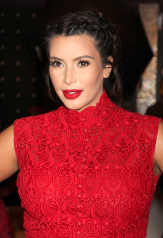 Kim Kardashian w Valentino (FOTO)