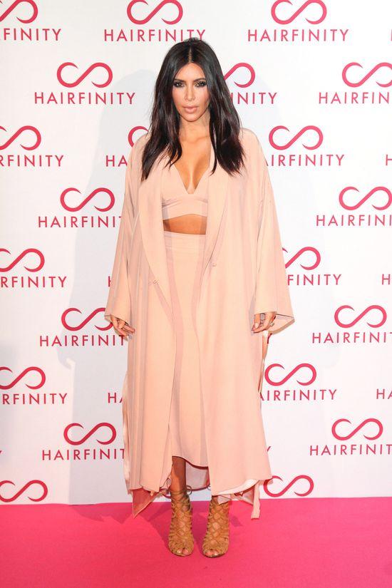 Anna Wintour czeka na kolejną Kim Kardashian...