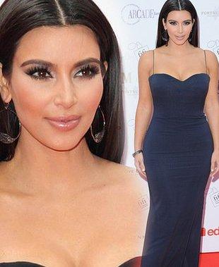 Kim Kardashian w Marchesie (FOTO)