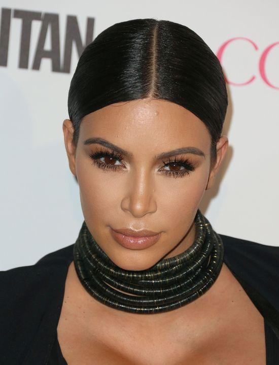 Kim Kardashian używa żelu dającego efekt BOTOKSU! (FOTO)