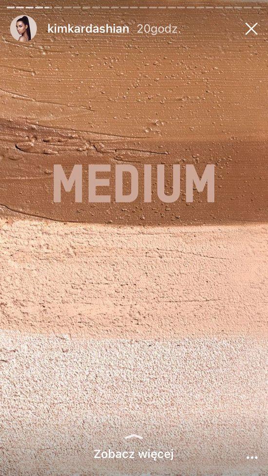 Kim Kardashian pokazała kolory produktów z KKWBeauty (FOTO)