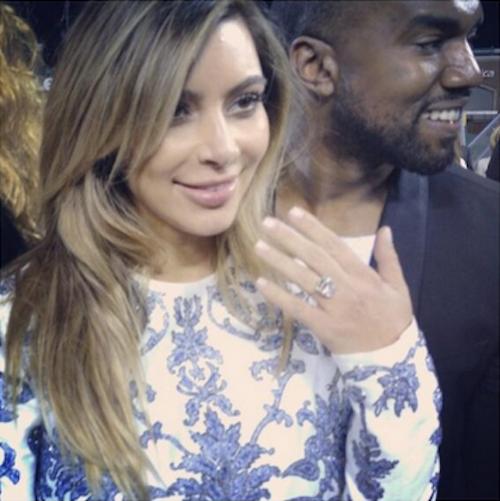 Kim Kardashian zaręczona!