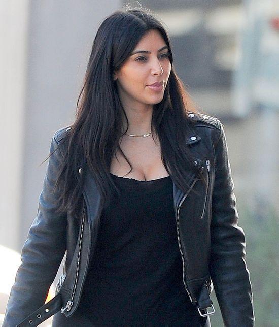 Kim Kardaschian ścięła włosy... i to mocno (FOTP)