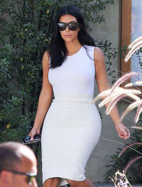 Kim Kardashian przyznała się do drugiej ciąży?! (VIDEO)