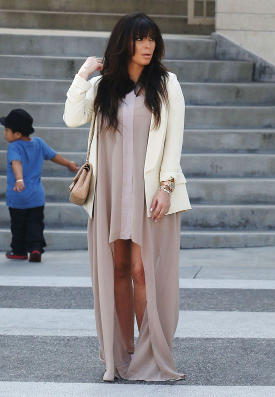 Kim Kardashian zmieniła stylistów (FOTO)