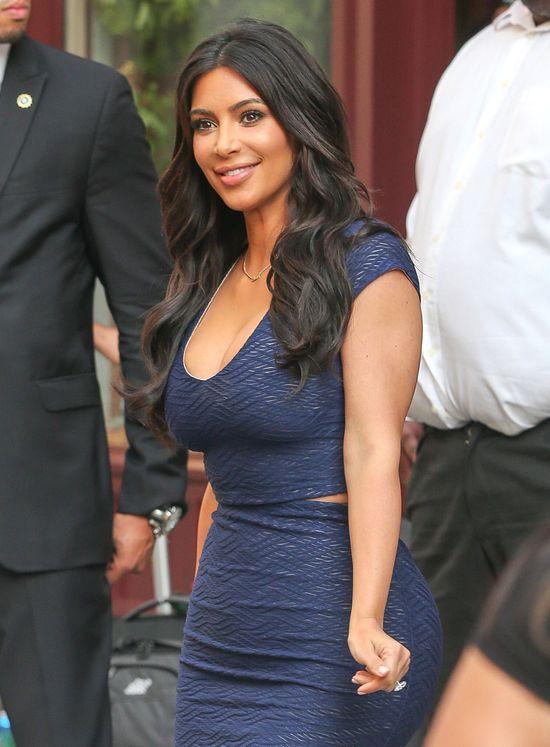 Czyżby świat wielkiej mody zaakceptował Kim Kardashian?