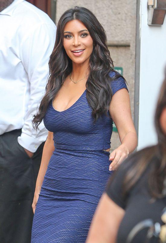 SZOK! Kim Kardashian przekuła NOS?! (FOTO)
