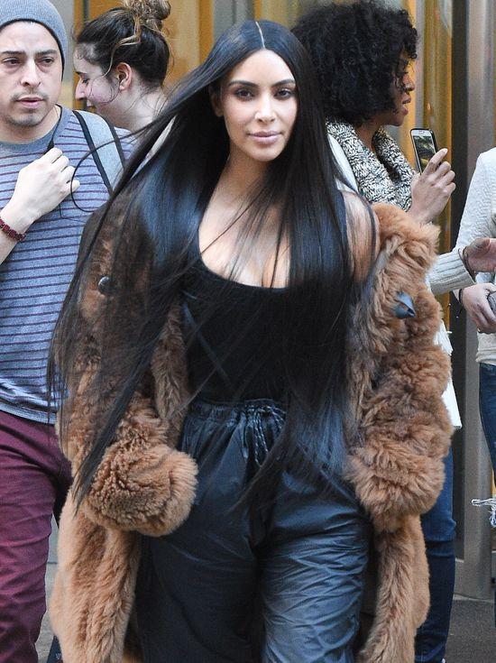 Kim Kardashian wkońcu odniosła się do słów Sharon Osbourne! Uuuu... Ostro!