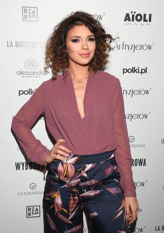 Klaudia Halejcio ma nową fryzurę - ładnie wygląda? (FOTO)