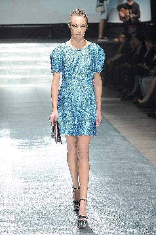 Klaudia Halejcio w cekinowej sukience od Plicha (FOTO)
